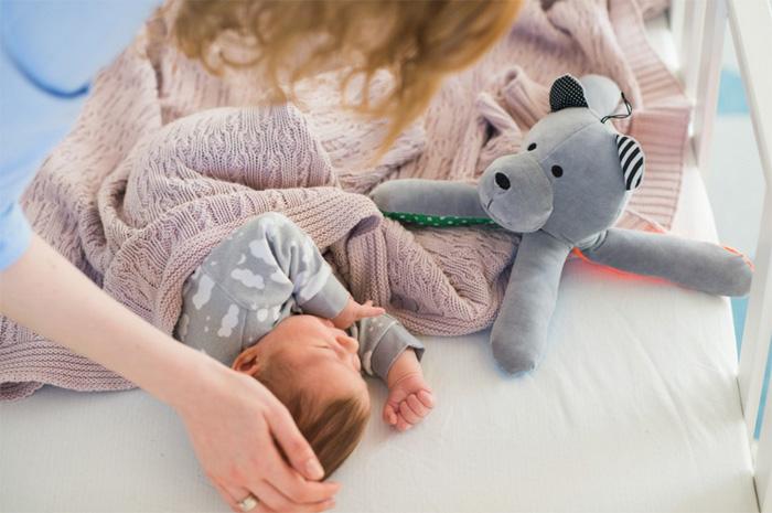 Gdy niemowlę nie chce spać