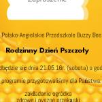 Zapraszamy do bzyczącego świata! Dzień Pszczoły w polsko-angielskim przedszkolu