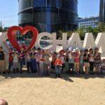 """Kino dla dzieci na placu Europejskim: """"Misiek w Nowym Jorku"""""""
