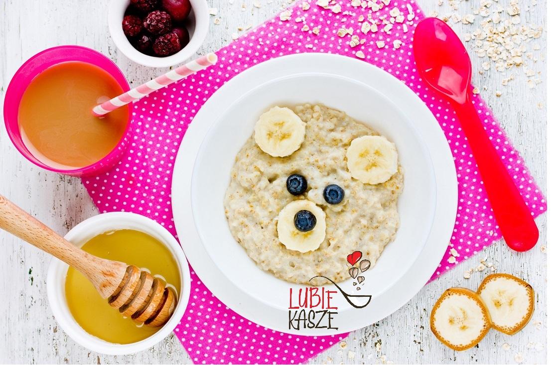 Kasza jest niezastąpionym składnikiem śniadania Twojego malucha