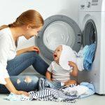 Noworodek w domu. Jak sprzątać i zadbać o zdrowie malucha?