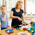 Sposoby na spędzanie wolnego czasu z dziećmi – baw się i gotuj!