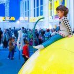 Port Łódź na Dzień Dziecka
