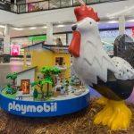 Wejdź do świata PLAYMOBIL. Nietypowa wystawa w Magnolia Park