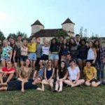 Białostoccy wolontariusze odnowili francuskie opactwo