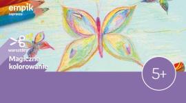 Magiczne kolorowanie | Empik Posnania Dziecko, LIFESTYLE - MAGICZNE KOLOROWANIE 15 września, 13:00-15:00 empik Posnania, Poznań, ul. Pleszewska 1