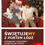 Mikołaj, świąteczna kolejka i pyszne pierniczki