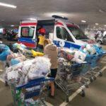 Ikano Bank przekazał małym pacjentom prawie 500 pluszaków