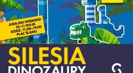 Prehistoryczna kraina klocków LEGO® w Silesia City Center Dziecko, LIFESTYLE - Kraina klocków LEGO®, zabawa w archeologów i budowanie dużych figur dinozaurów oraz konkursy z nagrodami – to wszystko czeka na odwiedzających największe centrum handlowe na Śląsku w dniach 10 i 11 maja.