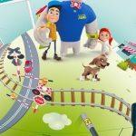 Bezpieczne dziecko w pociągu i na kolei