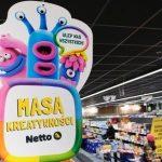 """""""Masa Kreatywności"""" – Netto rusza z atrakcyjną propozycją dla rodzin z dziećmi"""