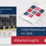 The warehouse market resilient to COVID-19 in H1 2020