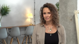 Monika Mrozowska: W ciąży czuję się bardzo dobrze. Tylko przy wchodzeniu po schodach łapię już lekką zadyszkę